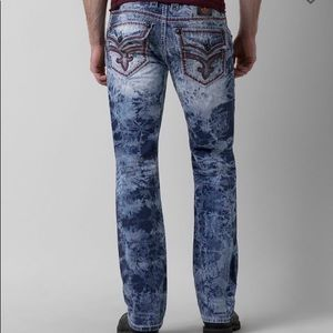 Rock Revival Ernest Straight Jean size 31